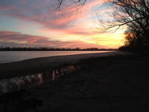 Milemarker 178 Mississippi River