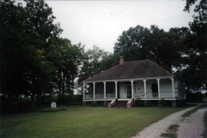 Kismet Plantation, taken sometime in the 1990's